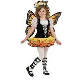 Monarch Butterfly Costume - Kids